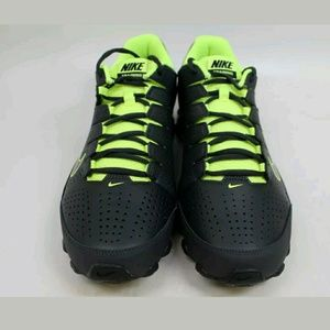 best website 2ae0e bfadc Nike Shoes - Nike Reax 8 TR Anthracite Black-Volt